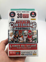 New Factory Sealed 2020 Panini NFL Contenders Football Hanger