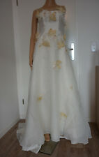 Robe de mariee blanc taille 36 tres bon etat