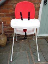Bébé chaise haute bébé haute alimentation Siège 2in1 Toddler Chaise de table portable