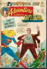 Adventure 413 SUPERGIRL COVER PAINTING MECHANICAL ART & PROOF + FC 3 PIECES 1971