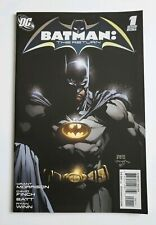 Batman The Return #1 ~ Dc 2011 ~ 1st Heretic ~ 1st Leviathan ~ David Finch Nm