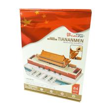 CUBICFUN - 3d Puzzle-Tienanmen-Pechino problema 3d-CANCELLO Tiananmen