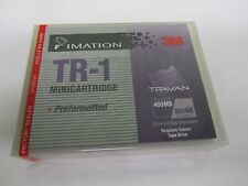 NEW 3M IMATION TR-1 Travan 400MB/800MB QIC MC Data Tape Cartridge 45456 SEALED