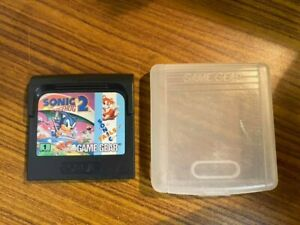 Sonic the Hedgehog 2 & Tails - Sega Game Gear video game system