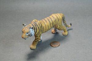 """Schleich Tiger Safari Animal 6"""" Figurine 2007"""