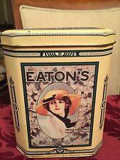 Vintage Eaton Recollections Tea Tin - Mother Parkers Orange Pekoe