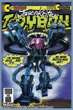 Toyboy #5 1988 Cary Bates Trevor Von Eeden Neal Adams Continuity Comics