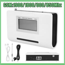 Fixed Wireless Terminal Phone SIM Caller GSM 850/900/1800/1900MHZ Gateway Hot