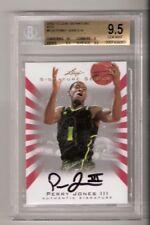 Perry Jones 12/13 Leaf Signature Auto RC #BA-PJ3 SN# 1/5 BGS 9.5/10