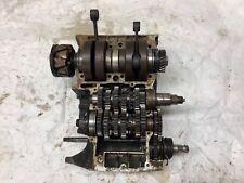 Yamaha RD 350. Engine, crank, trans, cases, shift, forks, etc.