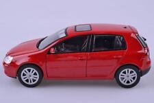 Higher  2009 Volkswagen GOLF 1:18 golf  car model (L)
