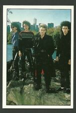 The ALARM #7 Mike Peters Dave Sharp Eddie MacDonald 1988 Panini Pop Rock Sticker