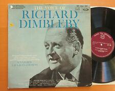 The Voice Of Richard Dimbleby Original Radio & TV Broadcasts 1966 MFP Mono 1087