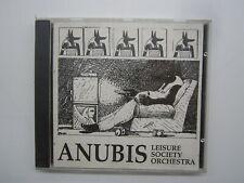 Anubis Leisure Society Orchestra (CD, 1991, Jettison)
