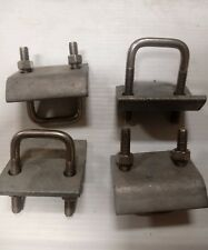 Unistrut P2785 Beam Clamp for 13/16 channel Stainless (4pcs)