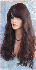 Brazilian Remy Human Hair Natural Black Skin Top Wig Tint Bleach as U Wish 128