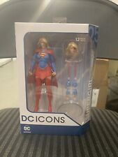 """2017 DC Direct Collectibles Icons SUPERGIRL Rebirth  6"""" Action Figure MOC"""