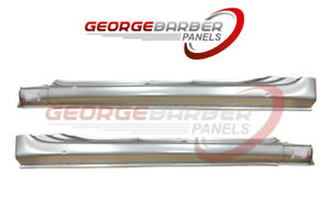 Citroen Xsara Picasso 1999-2010 Full Sill Repair Panels - Pair Left & Right Hand
