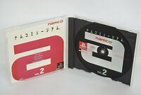 NAMCO MUSEUM VOL.2 Ref/ccc PS1 Playstation Japan p1