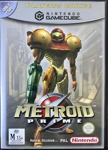 Metroid Prime With Manual Complete - Nintendo GameCube