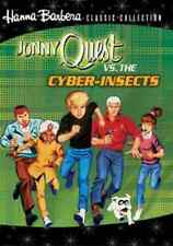 Jonny Quest vs. the Cyber-Insects (Hanna-Barbera Classic Collection) NEW DVD
