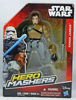 "Kanan Jarrus Star War Rebel Hero Mashers 6"" Action Figure Hasbro NIB"