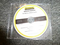 New Holland Model W170B Tier 3 Wheel Loader Shop Service Repair Manual CD
