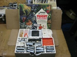 Vintage 1966 Mattel Thingmaker Toy featuring Fright Factory No. 4522