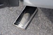 22799814 Silverado Suburban Avalanche Tahoe OEM Chrome Exhaust Tip Bowtie NEW