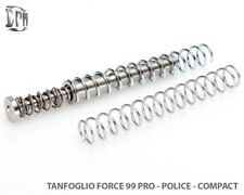 DPM Recoil Reduction Spring For TANFOGLIO-  FORCE 99 PRO - POLICE - COMPACT