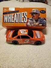 DALE EARNHARDT #3 NASCARS 1/24 GOODWRENCH 1999 WHEATIES DARK WINDOW BANK