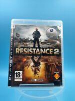 jeu video sony playstation 3 ps3 complet PAL resistance 2 / USK 18 ans