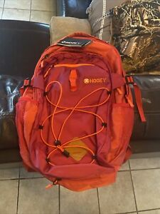 "Hooey ""Phenom"" Red/Crimson Maximum Backpack!!! **New**"