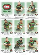 2018 NRL Elite South Sydney RABBITOHS 9 Card Mini Team Set