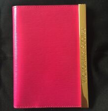 Victoria's Secret Pink Leather Passport Case Holder US SELLER Rare HTF NWT