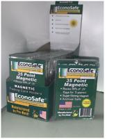 10 EconoSafe Brand 35pt Magnetic One Touch Card Holders 35 pt.UV SAFE ES35