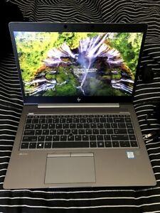 HP ZBook G6  i7 8665U  512GB hd 16GB ram   Win10 pro / Office2016