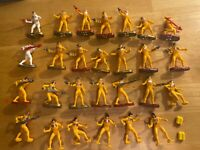 Britains SPACE 1:32 STARGARD SPACE ASTRONAUT FIGURES 27 Figures