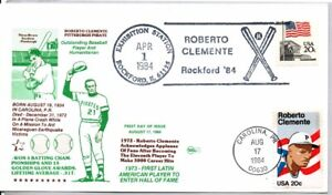 #2097 PITTSBURGH PIRATES BASEBALL ALL STAR & HUMANITARIAN ROBERTO CELMENTE FDC