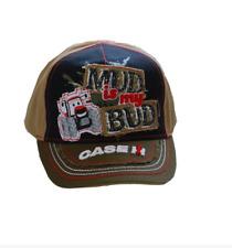 "Case Ih ""Mud is My Bud"" Toddler Cap"