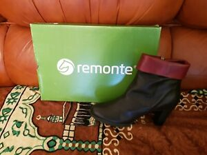 Remonte Leather Boots / Shoes Brand New Size 39 RRP 249$
