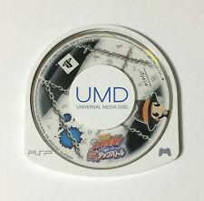 USED PSP Disc Only Katei Kyoushi Hitman Reborn Kizuna No Tag Battle JAPAN import