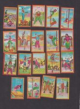 Série 60  étiquettes allumettes Chine BN18823 Cirque Jongleur