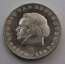 10 Mark Ludwig van Beethoven DDR 1970 Silber 17 Gr Pianist Komponist GDR RAR