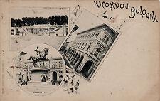 #BOLOGNA: RICORDO DI - 3 VEDUTE 1902