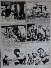 PIERRE DUPUIS SUBLIME PLANCHE ANNEES 50 PUBLICATION CAMERA 34 ( page 5)