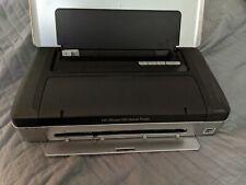 HP Officejet 100 Mobile Inkjet Printer - 2 BATTERIES INCLUDED!