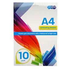 A4 Laminating Sheets - Pack of 10 - DGI