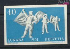 Suisse 560 neuf 1951 LUNABA lucerne (9046018