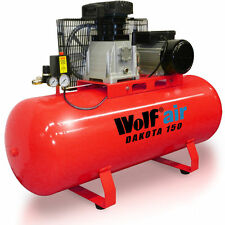 Wolf Vehicle Air Compressors and Inflators